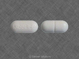 Giant Potassium Pills